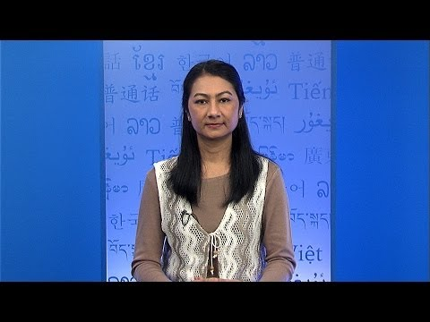 RFA Burmese TV April 7, 2014