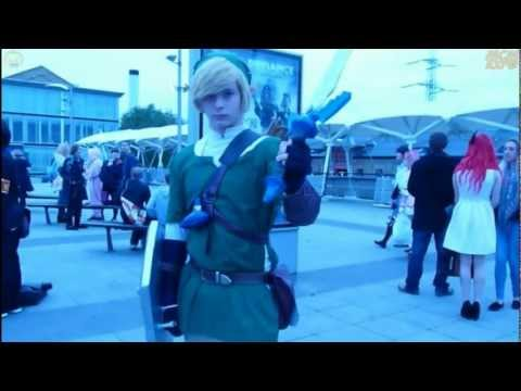 London MCM Expo October 2012 - Cosplay Show Reel | Abigailm28 