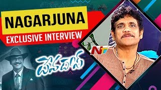 Nagarajuna Exclusive Interview Over the Release Of Devadas Movie | Nani | Aakansha | Rashmika | NTV