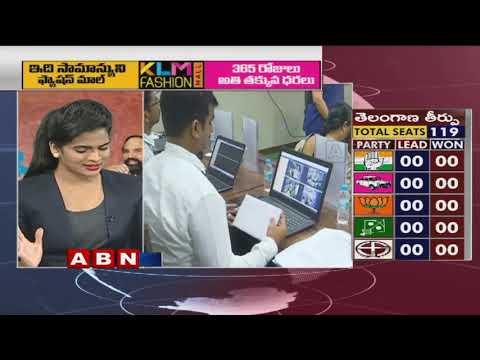 Special Discussion on Telangana Election Results | TRS Vs Prajakutami | Part 2 | ABN Telugu