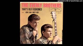Watch Everly Brothers Lucille video