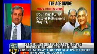 Speak out India Army chief questions govt over age row