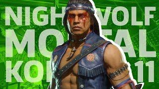 Nightwolf Is Out In Mortal Kombat 11, So Let's Fight! | GameSpot Community Fridays