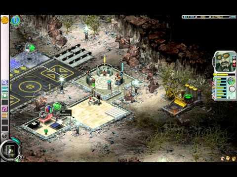 Обзор - гляделка игры Space Colony (Космическая колония)