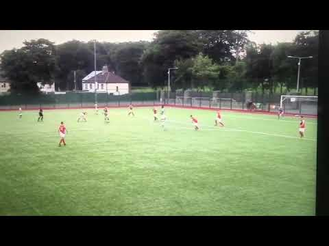 U15: Roland Banya goal v Sligo in 3-1 win 03-07-2018