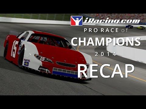 RECAP // 2014 iRacing Pro Race of Champions