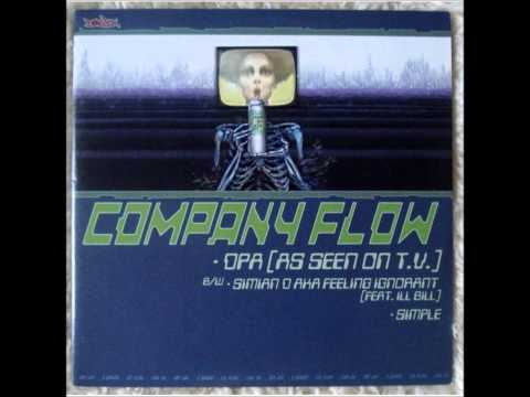 Company Flow - DPA (as seen on tv)