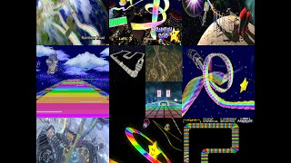 my top 11 rainbow road themes