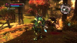 Kingdoms of Amalur_ Reckoning GAMEPLAY 2 (XBOX360 HD Espaol)
