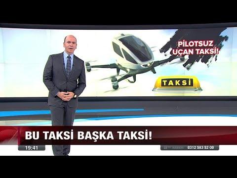 Taksiler artık uçacak! - 15 Kasım 2017