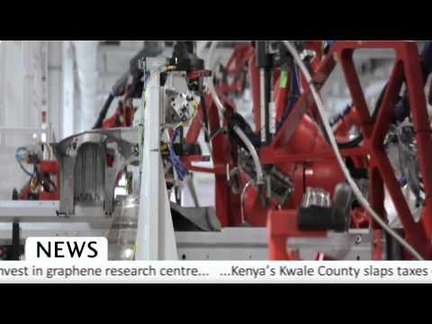 Industrial Minerals TV: 7 April 2014