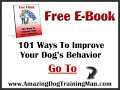 Dog Training - Training Your Dog To Pee And Poop On Command