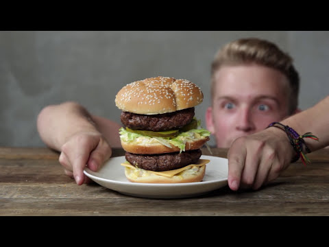 How To Make A Big Mac (But Better)