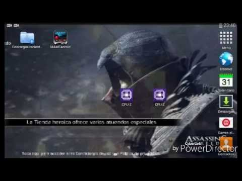 ASSASSIN'S CREED IDENTITY PARA ANDROID + APK (TEST EN DISPOSITIVO GAMA MEDIA BAJA)