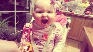 CRAZY CUTE BABY!