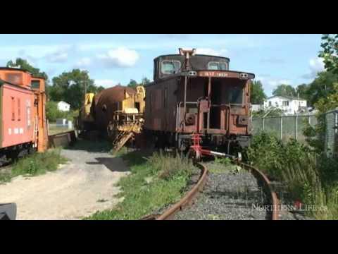 Sudbury News - Saving Inco's last molten copper railroad car