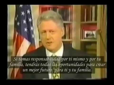 Bill Clinton habla sobre el Marketing Multinivel