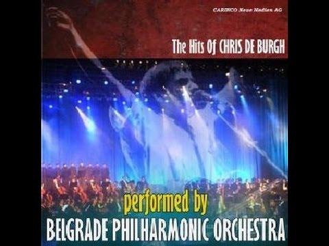 The Hits Of Chris de Burgh - Belgrade Philharmonic Orchestra 2004