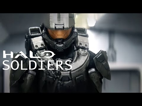 Halo - We Are Soldiers - Epic Halo Music Video