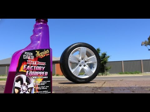Meguiars Hot Rims Wheel Cleaner Review