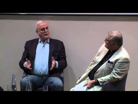 King's College London: Interview with John Cleese and Terry Jones