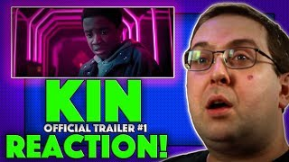 REACTION! Kin Trailer #1 - James Franco Movie 2018