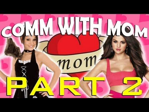 Topless Maids, Selena Gomez, Rebecca Black And More! (comm With Mom Part 2) video