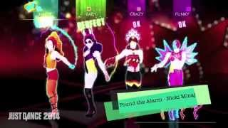 Just Dance 2014 All Songs Song List 06 10 2013 June 10th 2013 VideoMp4Mp3.Com