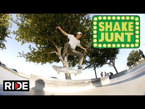 Bryan Herman & Antwuan Dixon Ride Or Die - Shake Junt