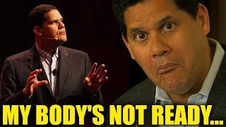 Reggie Fils-Aime Is Retirng From Nintendo, And I'll Miss Him...