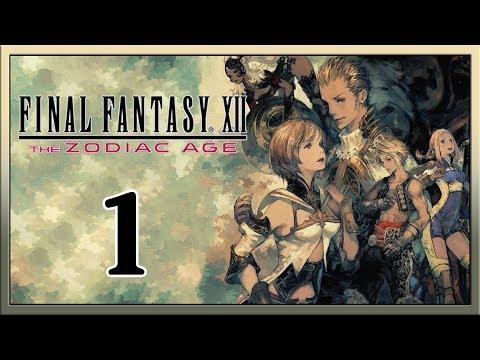 Final Fantasy XII: The Zodiac Age ★ 1: Война