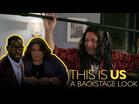 """This Is Us"" Sound Guy Can't Stop Crying (ft. This Is Us Cast)"