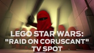 "LEGO Star Wars: The New Yoda Chronicles ""Raid On Coruscant"" TV Spot 529.07 KB"