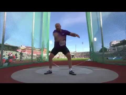 Diamond league Oslo 2015 Discus