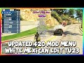 GTA 5 ONLINE - UPDATED 420 MOD MENU - WHITEMEXICAN EDITION 1.23/TU23 (GTA 5 MODS)
