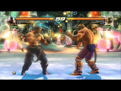 Tekken Revolution 2nd Set pt4