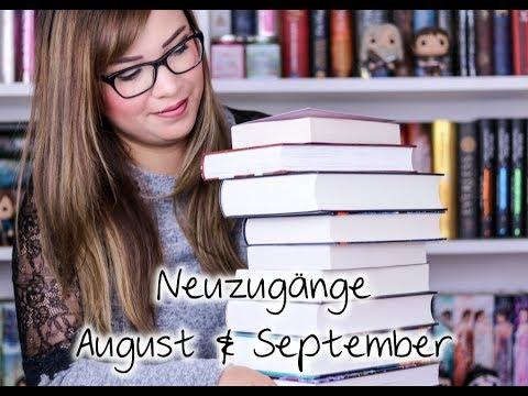 Bücher Haul | Neuzugänge August & September 2018