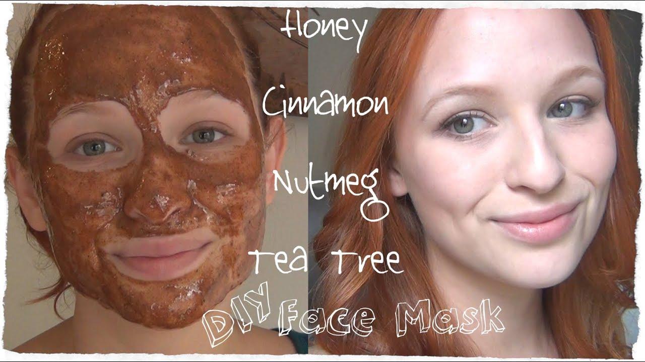 DIY Cinnamon Honey Acne Mask forecast