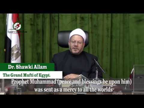 The Grand Mufti of Egypt announces the launch of