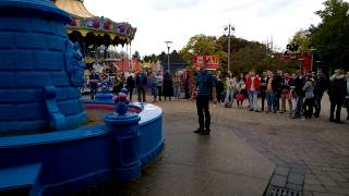 Walibi Fright Nights 2014 - Fontein (11-10-2014)