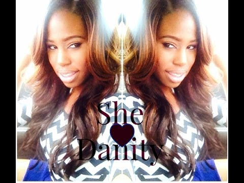 Freetress Equal Brazilian Natural L-Part Lace Wig Danity Review