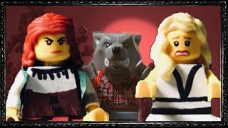 The Curse Of The Full Moon - Lego Escape The Night (Epi. 3)