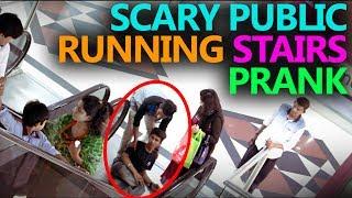 Escalator / Elevators Prank Bangladesh | New Bangla Prank Video 2018 | Bangla Funny Video | MADOLOGY