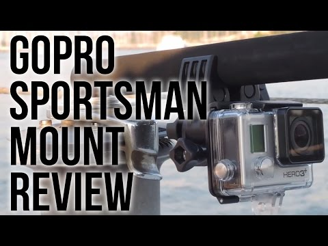 GoPro Sportsman Mount Review