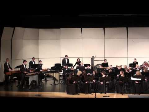 2013 12 12 Southeast Polk High School Percussion Ensemble