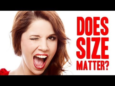 Girls Answer If Size Matters