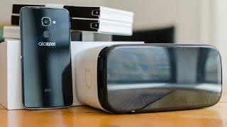 Видео обзор смартфона Alcatel One Touch OT 6070K Idol 4S 32 Гб Gold