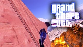 INSANE WALLRIDE - GTA V ONLINE