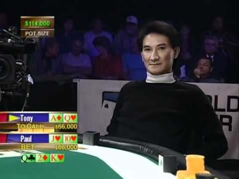 World Poker Tour 1x12 World Poker Challenge