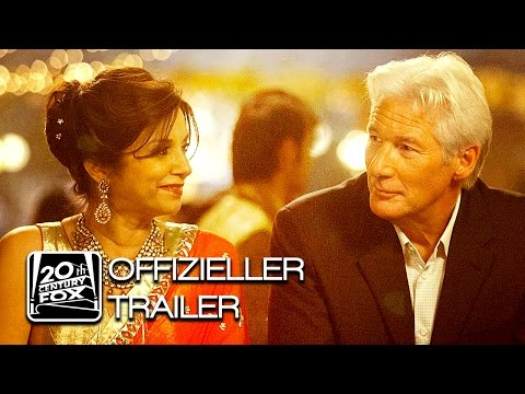 Best Exotic Marigold Hotel 2 | Offizieller Trailer #1 | Deutsch HD